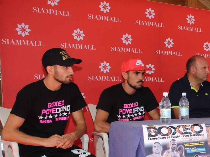 """Sandro """"Dinamita"""" Domínguez aspira al título de Campeón de España de boxeo este sábado"""
