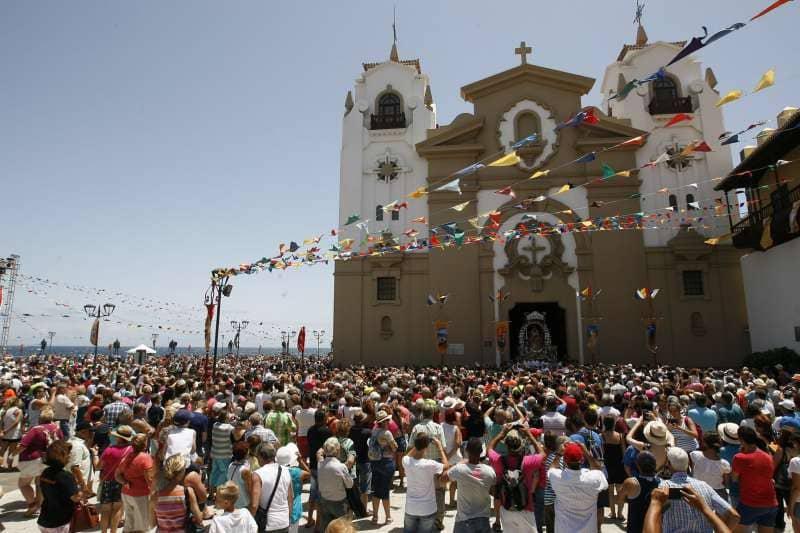 Día grande de la Patrona de Canarias