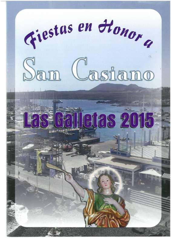 Las Galletas se prepara para los festejos en honor a San Casiano