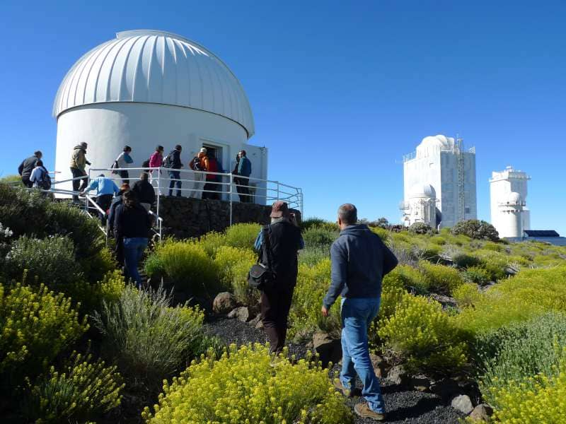 Tenerife concluye EUSky Route con la puesta en marcha de siete paquetes turísticos