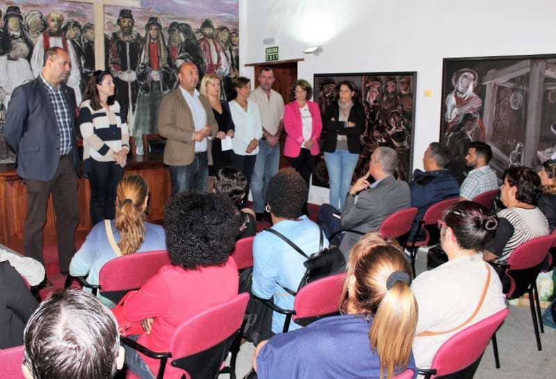 Onda TenerifeEl Ayuntamiento inicia un plan extraordinario de empleo que beneficia a 56 familias del municipio