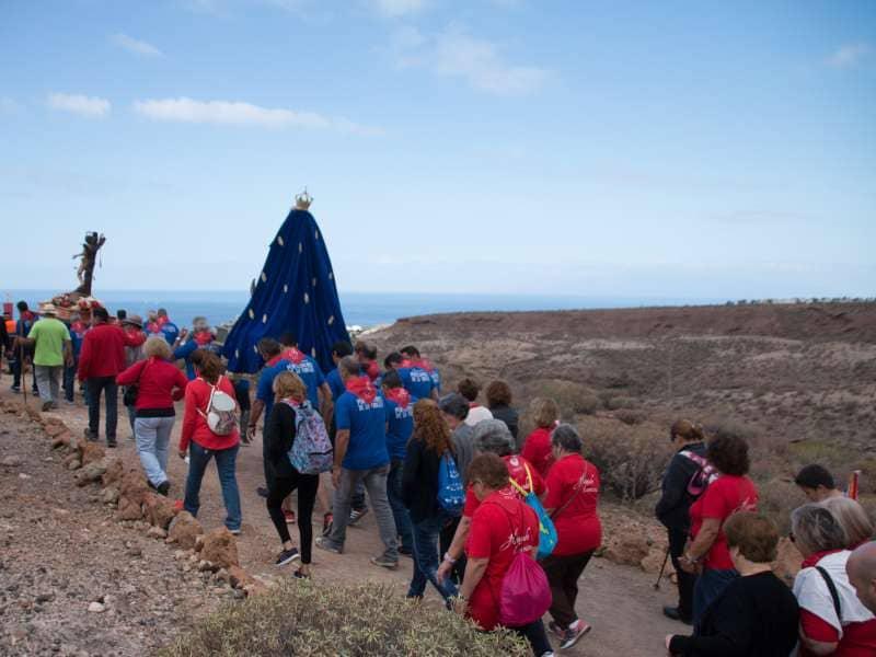 Onda TenerifeLa patrona de Adeje baja en rogativa este domingo para cumplir la promesa del pueblo