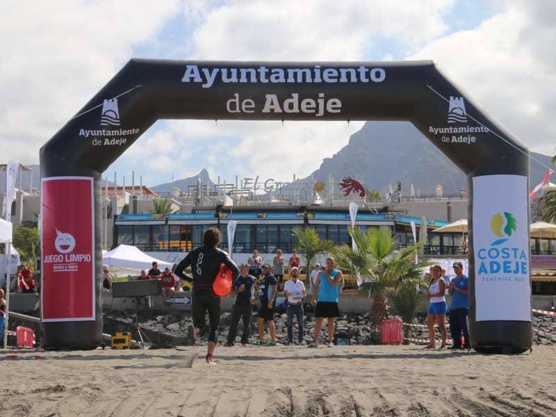 Onda TenerifeLa quinta edición de la Travesía a Nado Costa Adeje amplía sus recorridos