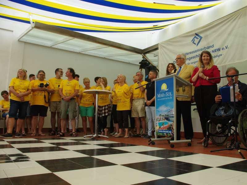 Onda TenerifeLos afectados por la talidomida se reúnen desde hoy en Arona para celebrar su congreso mundial