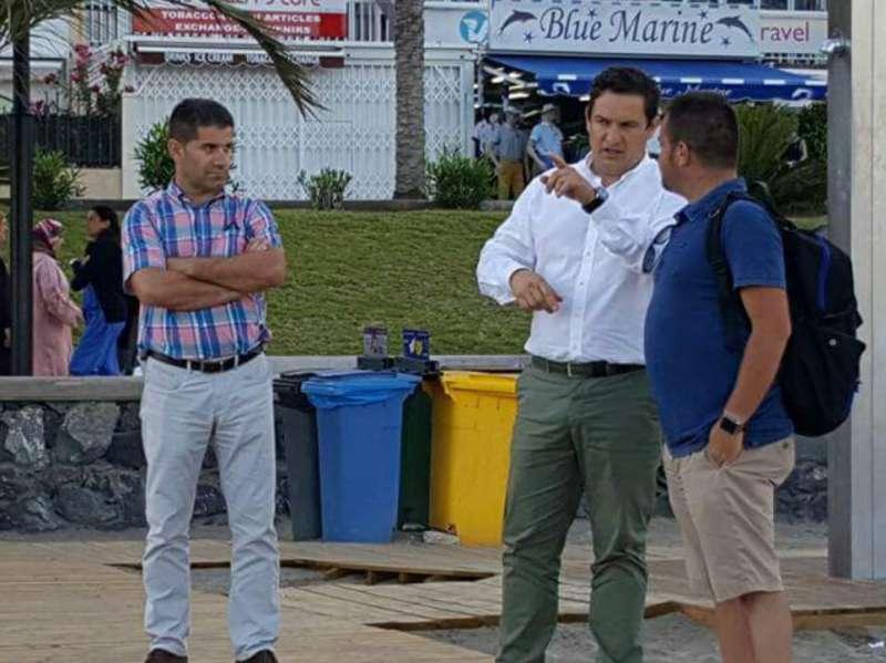 Onda TenerifeArona inicia la sustitución de la red de agua potable en varias zonas del municipio