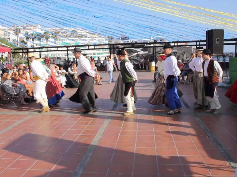 Onda TenerifeSantiago del Teide presenta los actos de celebración del Día de Canarias