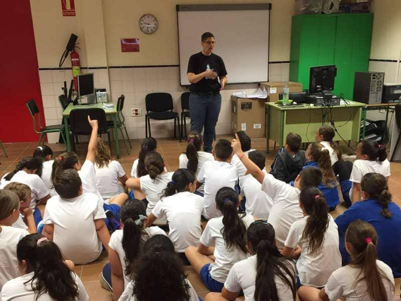 Onda TenerifeEl Ayuntamiento de San Miguel de Abona intensifica la lucha contra el acoso escolar