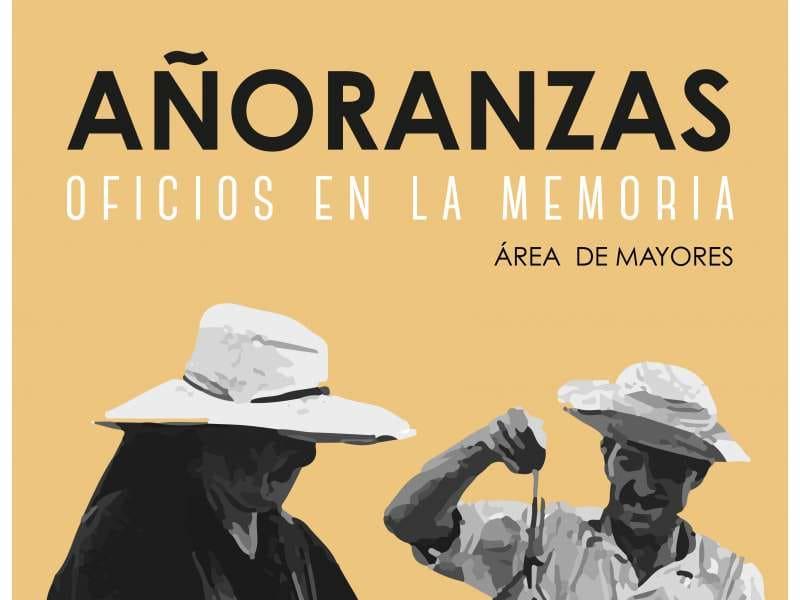 Los mayores de Arona recrean oficios tradicionales ya casi olvidados en el gran musical Añoranzas