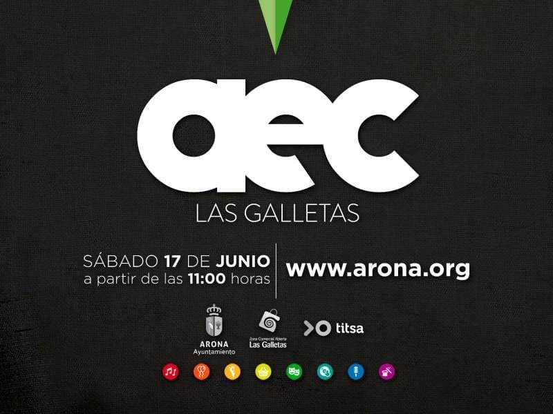 Arona en Colores regresa el sábado a Las Galletas