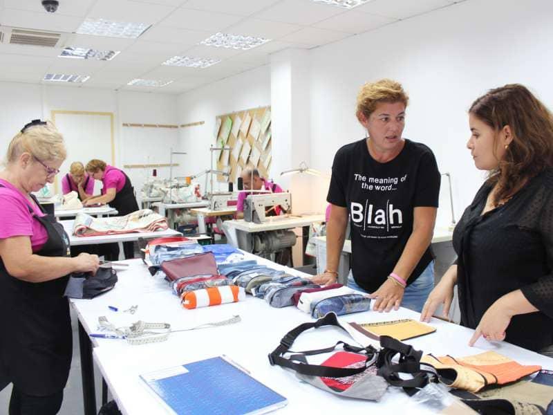 Verano textil en Candelaria