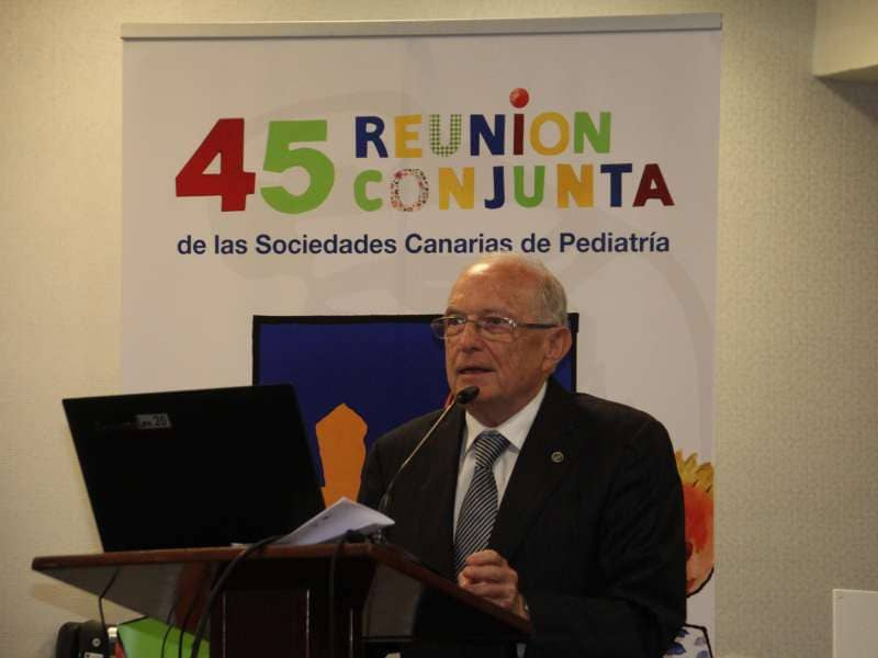 Costa Adeje acogió la 45 reunión conjunta de las Sociedades Canarias de Pediatría