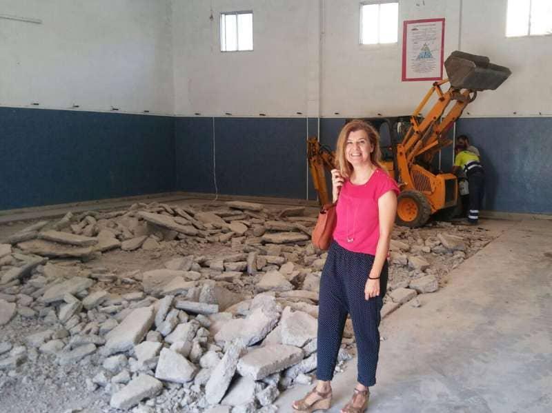 Güímar invierte 131.000 euros en mantener sus 4 colegios de educación primaria
