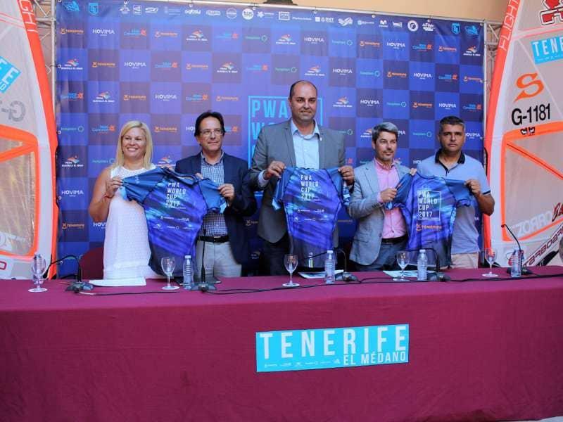 Los mejores riders competirán en el Mundial de Windsurf en El Médano