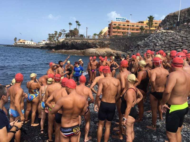 La V Travesía a Nado de La Caleta se celebra el próximo sábado