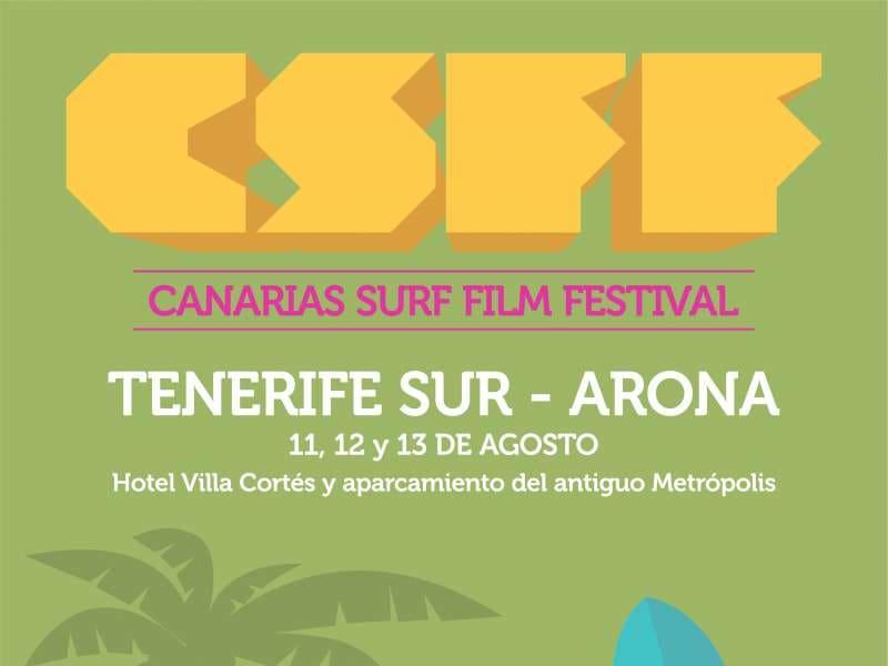 Playa de las Américas se contagia este fin de semana de lo mejor de la cultura del surf