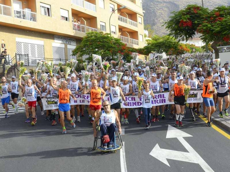 Abierto el plazo de inscripción para la 26 Ofrenda Atlético Floral a la Virgen de Candelaria