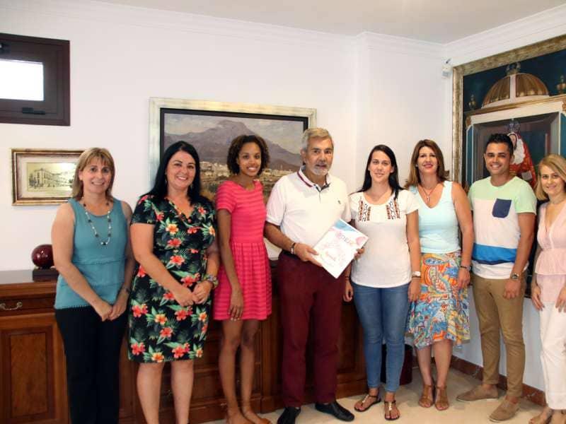 Onda TenerifeAdeje teje el bienestar con un proyecto de integración socio-laboral