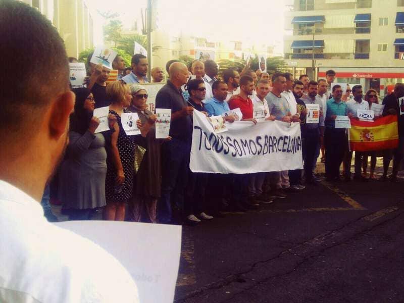 La comunidad islámica de Tenerife repudia los ataques terroristas de Cataluña