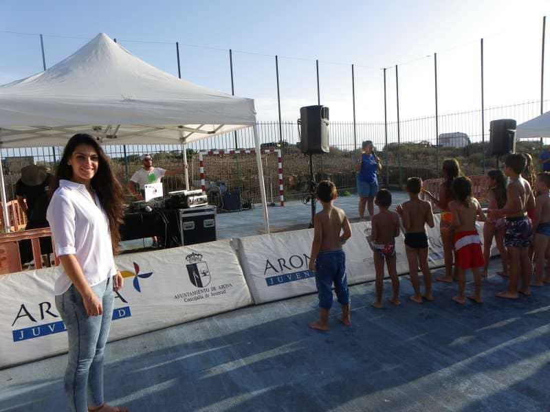 Más de 1.200 personas participan en el 'Summer Time'