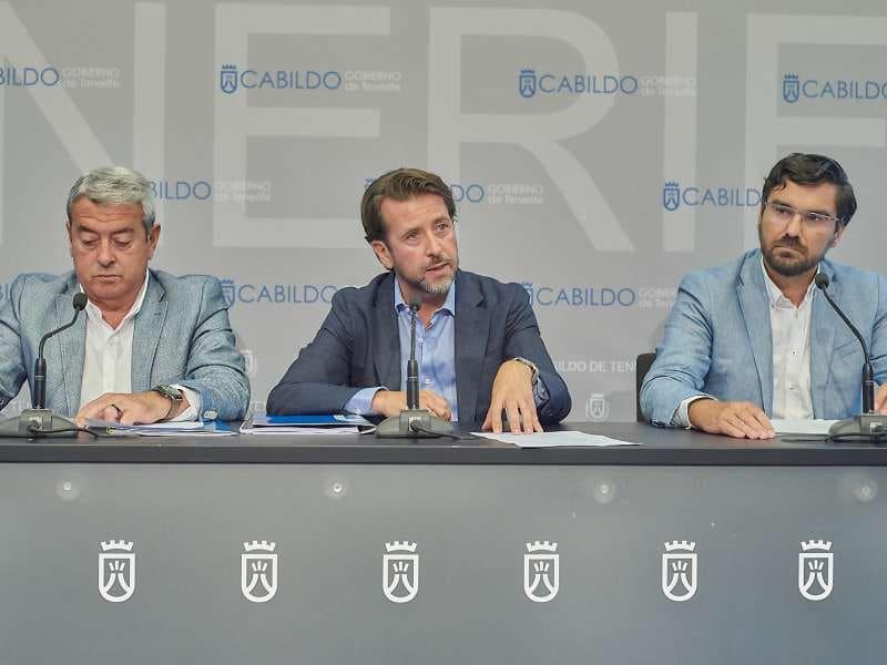 Onda TenerifeEl Cabildo colabora con 12 ayuntamientos en la mejora del abastecimiento y saneamiento