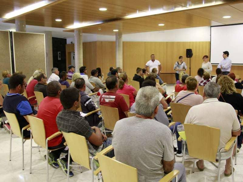 Guía de Isora promueve la inserción laboral con prácticas