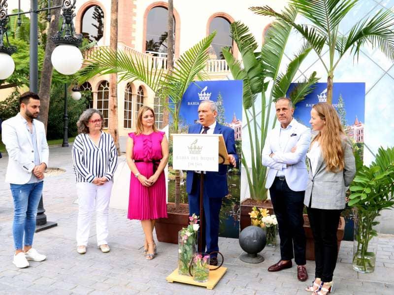 Bahía del Duque acogerá la I edición de 'Tenerife Fashion Beach Costa Adeje'
