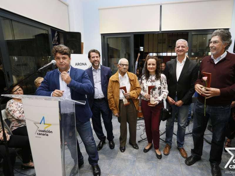 """CC de Arona inaugura su sede como """"lugar de encuentro para la ciudadanía"""""""