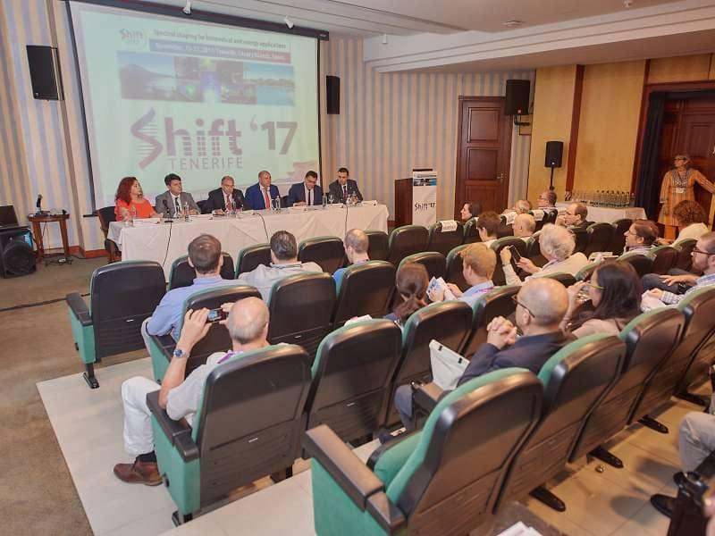 Shift 2017-Tenerife congrega a expertos mundiales en biomedicina y energías renovables