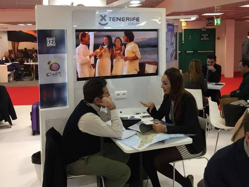 Tenerife muestra su oferta de turismo de lujo en la ILTM de Cannes