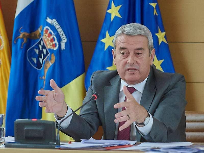 """Aurelio Abreu: """"Hay que solucionar ya la situación generada con el stand de Canarias en FITUR"""""""