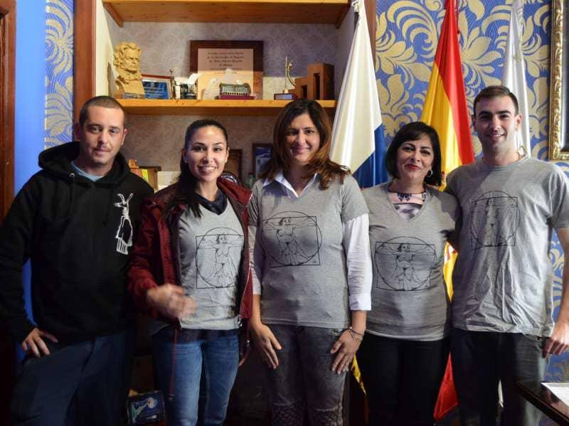 'Las Burras de Güímar 2018' se preparan para su representación