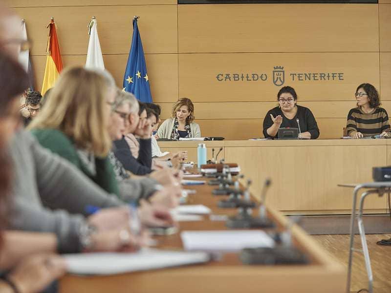 La mesa insular de accesibilidad avanza en la eliminación de barreras en espacios y servicios