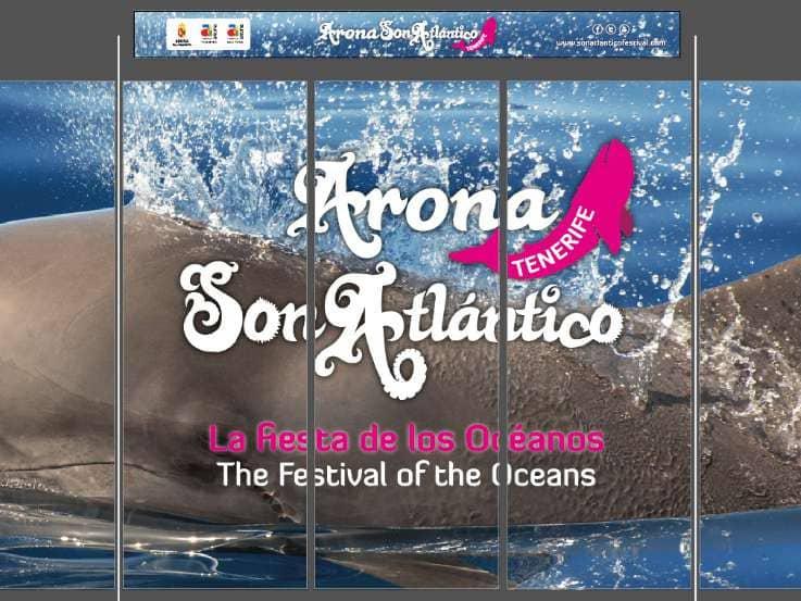 El 'Arona Son Atlántico' se presenta en la feria Madrid Azul