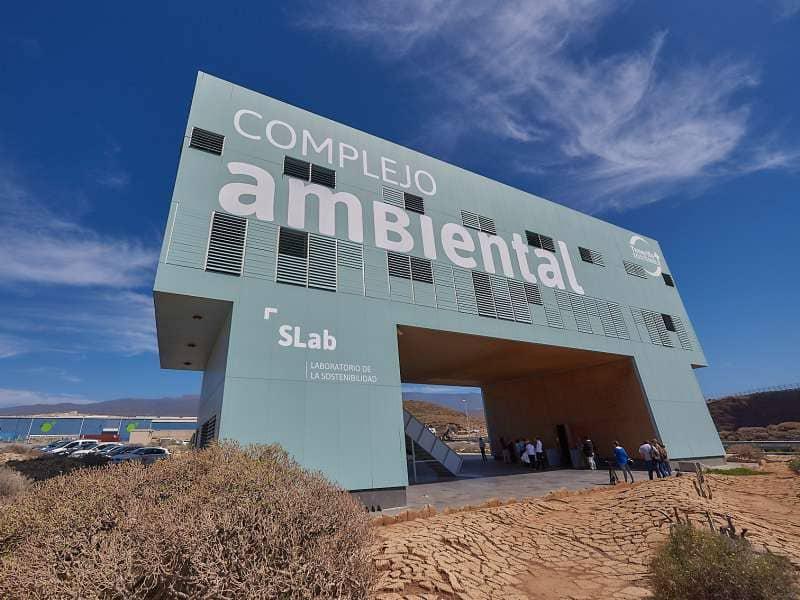 Habilitada una zona industrial para empresas de gestión de residuos en Tenerife