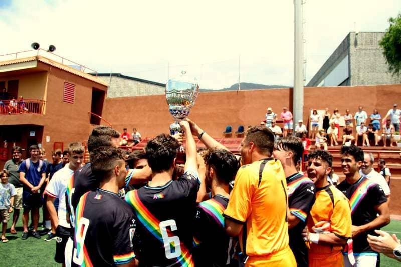 El Rayo Vallecano, campeón del XXII Torneo Juvenil