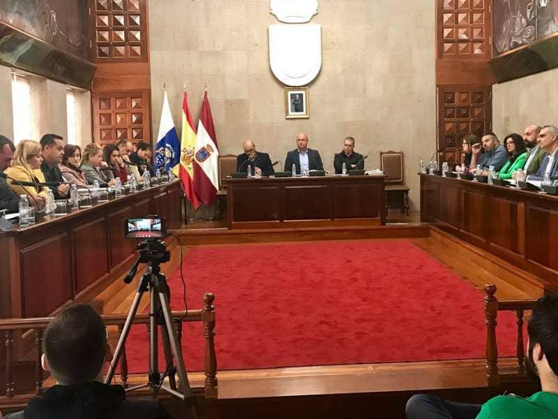 El Ayuntamiento de Granadilla de Abona aprueba su presupuesto general