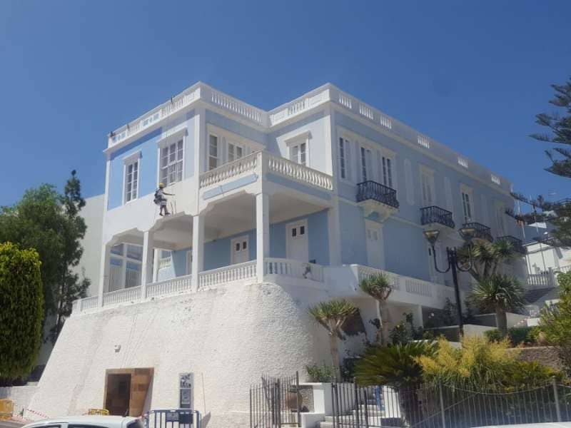 Onda TenerifeEl gobierno de San Miguel encarga la mejora del edificio principal de la Casa Consistorial
