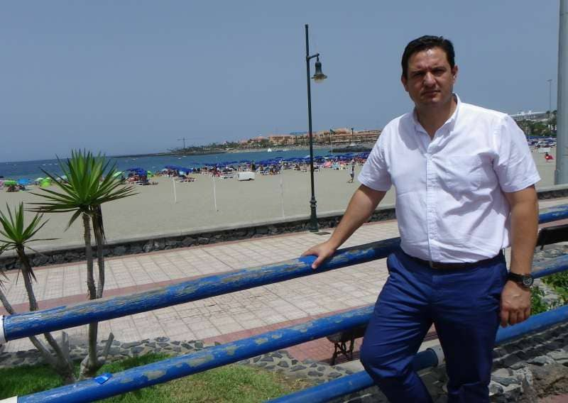 Arona balizará la playa de Las Vistas