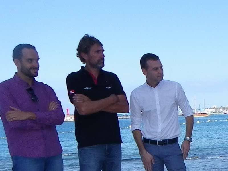 Arona, 'Bahía de las ballenas'