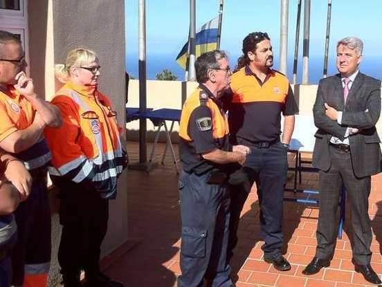 Protección Civil Arafo estará en El Socorro