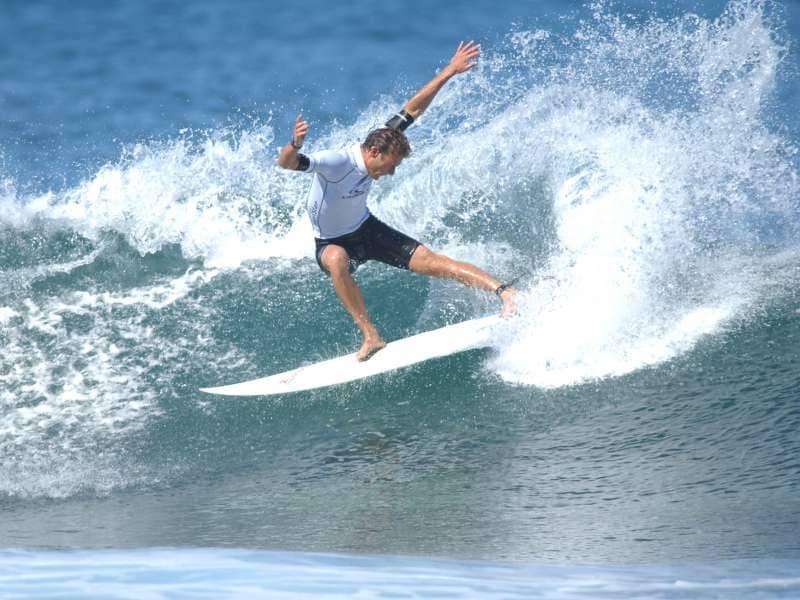 Canarias regresa a la World Surf League