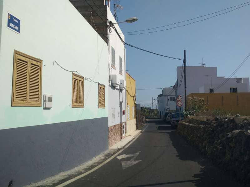Arona pondrá fin a las inundaciones en la zona de Camino Machín de Buzanada