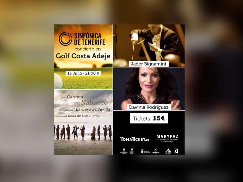 La Orquesta Sinfónica de Tenerife ofrecerá su primer concierto al aire libre el 13 de julio