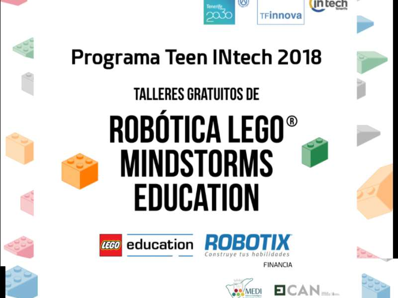 Onda TenerifeSantiago del Teide acoge los Talleres Gratuitos de Robótica Lego Mindstorms Education