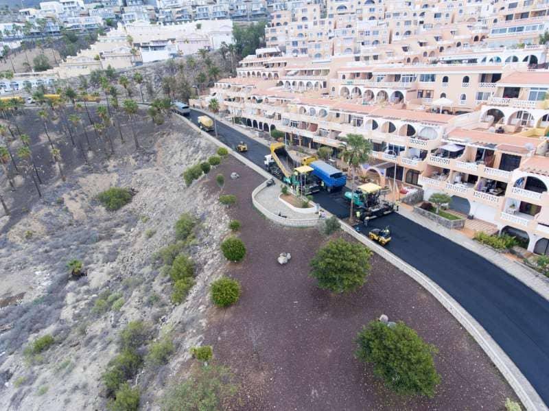 Onda TenerifeEl Plan de Asfaltado y Repavimentación avanza a buen ritmo