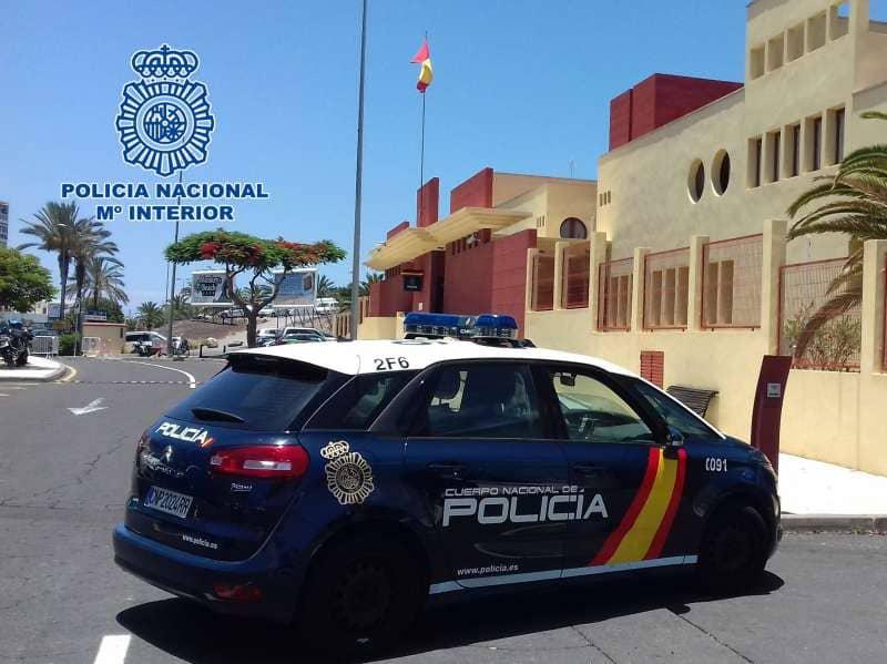 La Policía Nacional detiene a dos hombres por la muerte de un turista británico