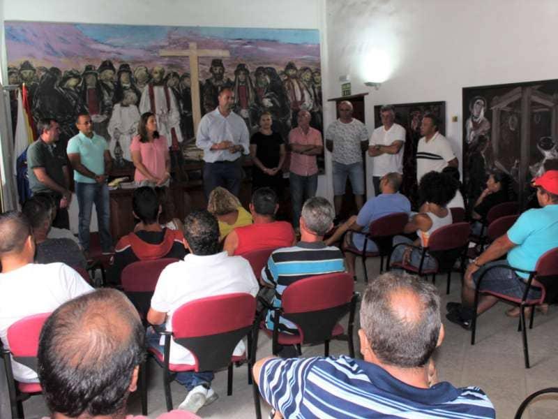 Granadilla emplea a 30 personas en el fomento del sector agrario y regeneración de las medianías