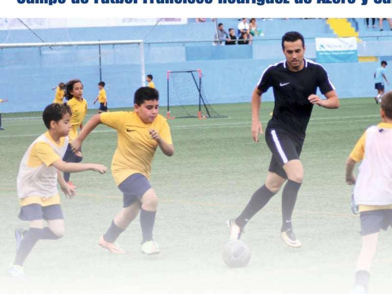 Nace el Club Deportivo Pedro Rodríguez en Arico