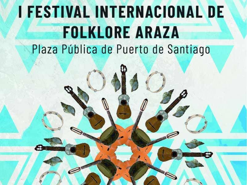 Puerto de Santiago acogerá el I Festival Internacional de Folclore Araza