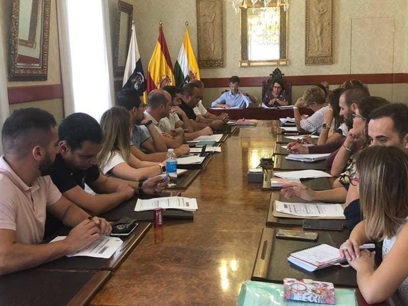 El Ayuntamiento de Guía de Isora utilizará parte del remanente en dos importantes proyectos
